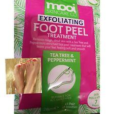 ✅😍 Exfoliating Foot Peel Sock Mask Baby Soft Feet Removes Dead Skin