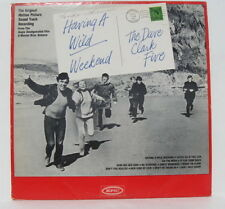 DAVE CLARK FIVE having a wild weekend vinyl LP LN 24162 Mono 1965