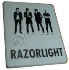 More details for razorlight promo tile puzzle 2006 uk promo only novelty sliding tile puzzle