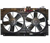 Electric Radiator Fan Oldsmobile Buick Cadillac Chevy A/C Air Condition-NEW- D66