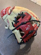 """Rawlings Pro Preferred Pros204-2Bcwt Baseball Glove 11.5"""" Rh"""