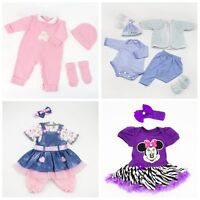 REBORN BABY CLOTHING BABY GIRL BOY DOLL ACCESSORY DOLL CUSTOM MADE OUTFIT GIFTS