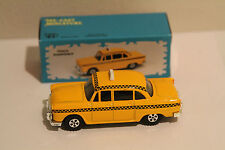 Yellow Checkered Taxi Die Cast Pencil Sharpener Taxi Pencil Sharpener *
