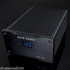 25VA TALEMA XMOS Low Noise LPS DC 12V Linear Power Supply psu  5V 9V 15V 18V