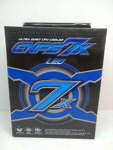 Zalman CNPS7X LED Ultra Quiet CPU Cooler Heatsink Designed New