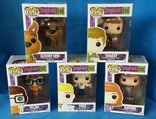 Funko POP Animation Scooby-Doo * Shaggy * Fred * Daphne and Velma Set of 5
