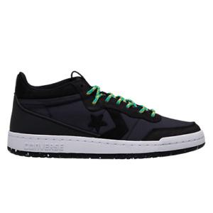 Converse Fastbreak Mid Men's Black White Athletic Lifestyle Sneakers Shoes