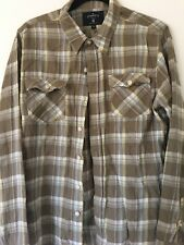 Freenote Cloth Flannel Shirt Made in USA