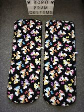 Unicorns Baby Jogger City Select/Lux Liners For Double