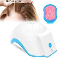 New Laser Hair Loss Regrowth Growth Treatment Cap Helmet Therapy Alopecia AU