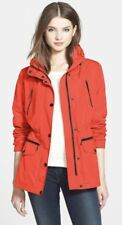 Michael Kors Grenadine Anorak Rain Coat/Utility Jacket Women's Size Medium