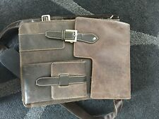 Visconti Messenger/Shoulder Bags for Men with Audio Pocket