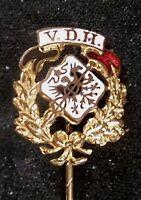 """V.D.H.Ehrenabzeichenabzeichen """"Gold"""" , Preussen, vor 1914,emailliert"""