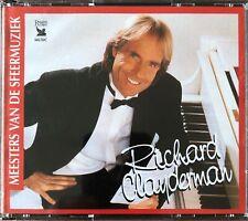 RICHARD CLAYDERMAN - MEESTERS VAN DE SFEERMUZIEK - 3 CD