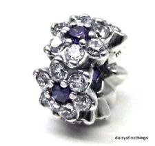 NEW! AUTHENTIC PANDORA CHARM FORGET ME NOT SPACER #791834ACZ   P
