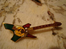 TOKYO ROCK STAR GUITAR HARD ROCK CAFE PIN