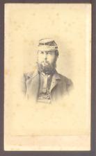 Guerre 1870 CDV Officier Médecin de la Garde Mobile de la Commune de Paris 1870