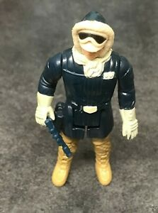 Vintage Star Wars Figure - Han Solo (Hoth Battle Gear) - 1980 - Complete