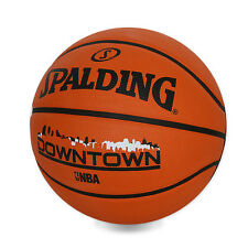 Spalding Downtown Basketball Size7 (29.5'') Outdoor Street Adult Tan Games Balls