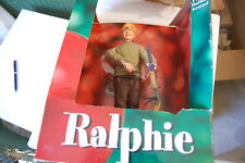 """A Christmas Story 1983 Movie Ralphie Parker 10"""" Talking Action Figure NECA"""