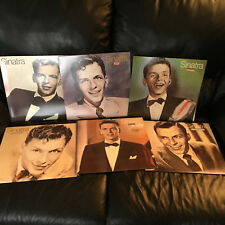 Frank Sinatra COLUMBIA YEARS The Voice 6 Lp Vinyl Disc Record Set VOCAL JAZZ POP