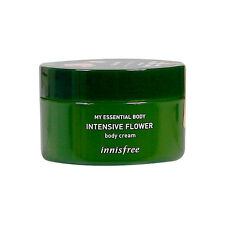 [INNISFREE] My Essential Body Intensive Flower Body Cream - 150ml