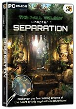 THE FALL TRILOGY Chapter 1: SEPARATION PC Game CD-ROM Adventure NEW