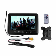 9 Inch HD Touchscreen Car Reverse LCD AV TFT LED Monitor Color Camera EW