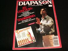 DIAPASON FRENCH MAGAZINE<> SEPTEMBER 1990  #363 <> RICCARDO MUTI