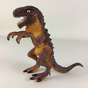 Godzilla Baby X  With Battle Damage Dinosaur Figure Vintage 1998 Trendmasters