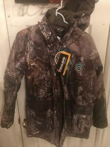 SCENTLOK COLD BLOODED JACKET WOMEN'S SMALL REALTREE  - $249.99 CARBON ALLOY NEW