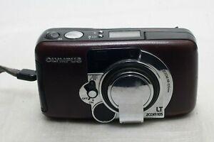 Olympus LT ZOOM 105 35mm Film Camera, 38-105mm Lens *Excellent*