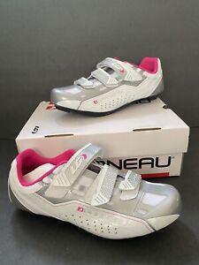 Louis Garneau Women's Jade Cycling Shoes Drizzle size 42, USA 11