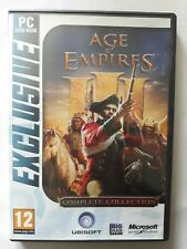 Age Of Empires 3 Collectors Edition PC Game Ubisoft Microsoft  FREE SHIPPING