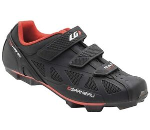 NEW! Louis Garneau, Men's Multi Air Flex II Bike Shoes Sz 8 1487231-760