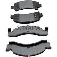 Disc Brake Pad Set-Disc, Rear Disc Front,Rear NAPA/FLEET BRAKE PARTS-FLT FT7081A
