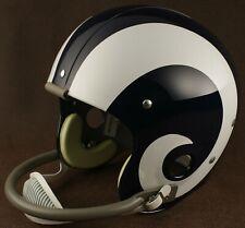 LOS ANGELES RAMS 1964-1972 NFL Authentic THROWBACK Football Helmet