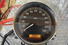 "Harley-Davidson 5"" Speedometer 67410-04 8,285 Miles 04-08 Dyna Softail Road King"