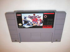 NHL Stanley Cup (Super Nintendo SNES) Game Cartridge Excellent!