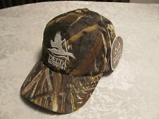 NEW Realtree Hardwoods Baseball Hat DELTA WATERFOWLS Camouflage Camo Cap NWT