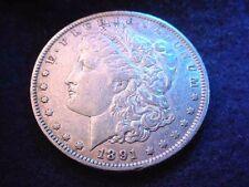 1891-O MORGAN DOLLAR GREAT DOLLAR--NO RESERVE!  #1071**