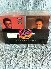 """NOS 1992 THE RIVER GROUP """"THE ELVIS COLLECTION"""" CARDS OF HIS LIFE SERIES #1"""