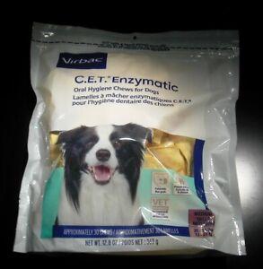 Virbac CET Enzymatic Chews Medium