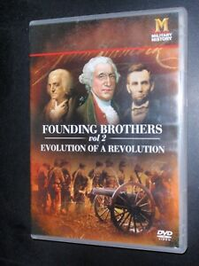 Founding Brothers  Vol 2  Evolution of a Revolution    DVD   37