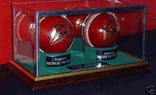Autographed Cricket Memorabilia Balls