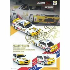 INNO64 1:64 Nissan Skyline GT-R R32 Singha Bangkok International