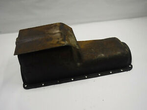 Jeep Kaiser Willys 230 Inline 6 Cyl Factory Oil Pan OEM