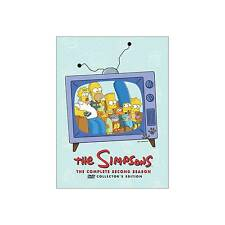 The Simpsons - The Complete Second Season 2 (DVD, 2012, 4-Disc Set)