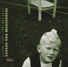 Gerard van Maasakkers - Zonder Titel / Iets Van April [CD]