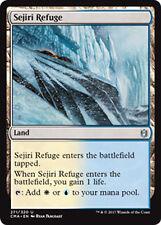 2x Sejiri Refuge (Sejiri-Refugium) Commander Anthology Magic